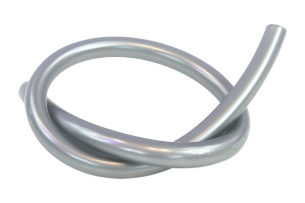 "Tygon tubing 19,1/12,7mm (1/2""ID) silver antimicrobial"