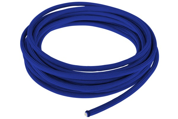 Alphacool AlphaCord Sleeve 4mm - 3,3m (10ft) - Electric Blue (Paracord 550 Typ 3)