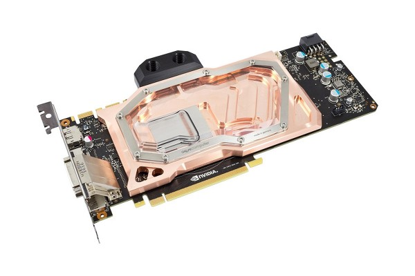 Aquacomputer graphics card GeForce GTX 1070 Founders Edition, 8 GB GDDR5 with pre-installed kryographics Pascal