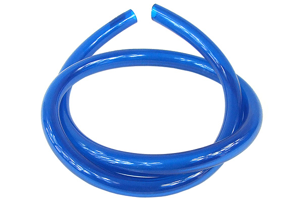 Masterkleer tubing pvc mm quot id uv active blue