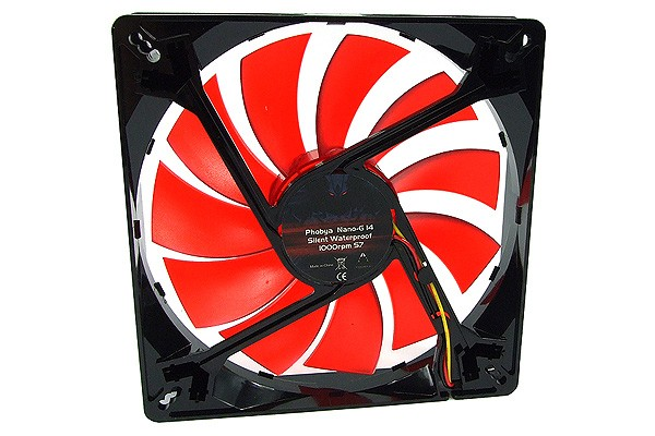Nano-G 14 Silent Waterproof 1000rpm ( 140x140x25mm )