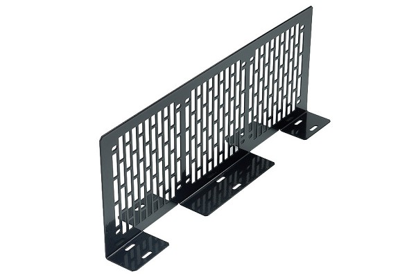 Phobya Radiator Stand - black - Triple - 3x120mm - Bricky
