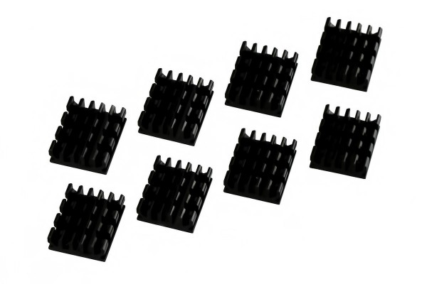 Watercool passive cooler for VGA RAM (8 pieces)