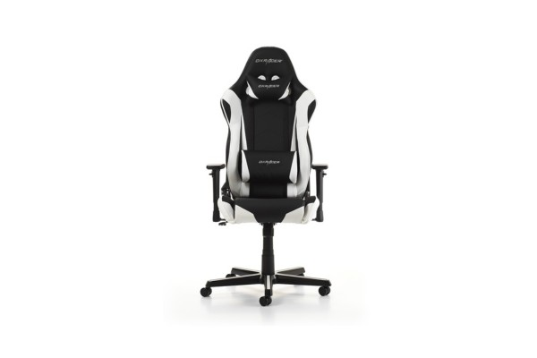 DXRacer Racing Series gaming chair - black/white