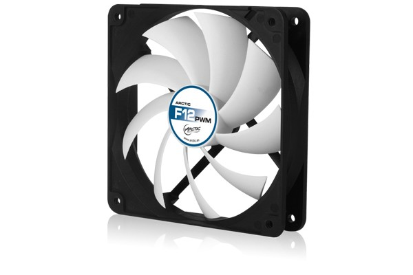 Arctic Fan F12 PWM Rev. 2 ( 120x120x25mm )