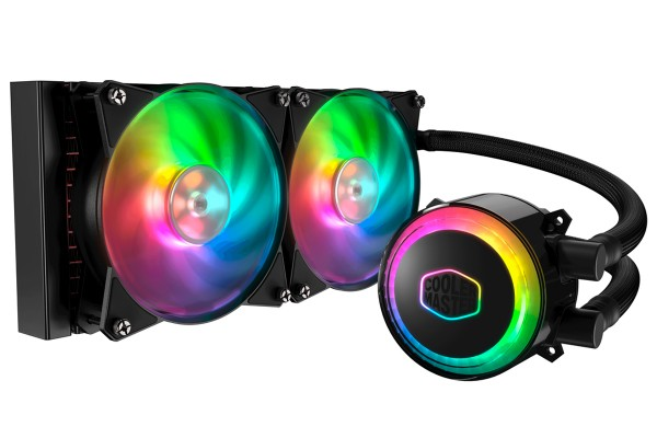 Cooler Master MasterLiquid ML240R RGB All-in-One water cooling