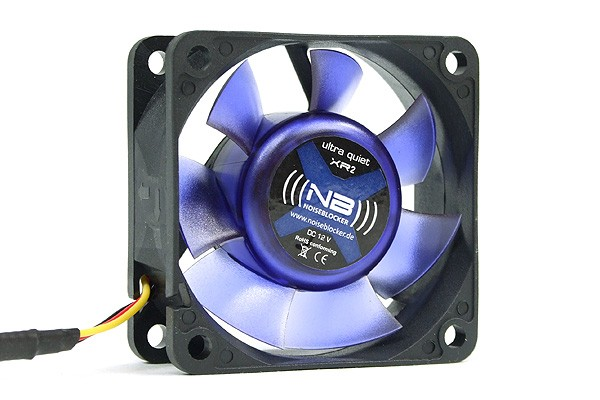 Noiseblocker NB-BlacksilentFan XR2 ( 60x60x25mm )