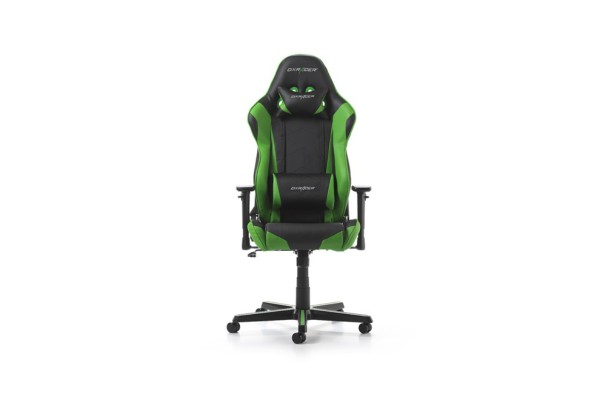 DXRacer Racing Series gaming chair - black/green
