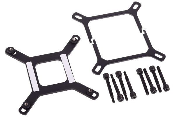 Alphacool Eisbaer Socket 775,1150,1151,1155,1156,1366,2011,2066 mounting incl backplate and screws