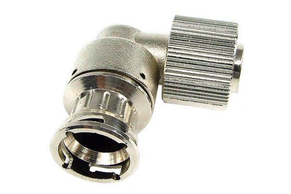 "Quick release connector 16/13mm (1/2"") 90° - coupling"