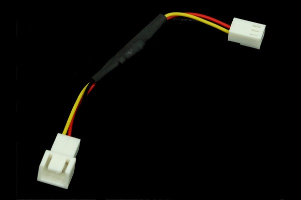 Adapter 3Pin (12V) to 3Pin (9V)