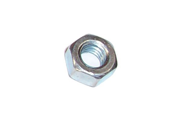 Mutter DIN 934 M3 hexagonal head screw zinc coated