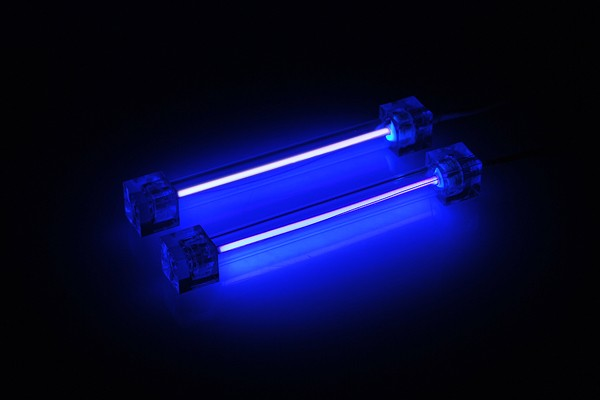 Revoltec CCFL 10cm Twin set - UV Rev. 2