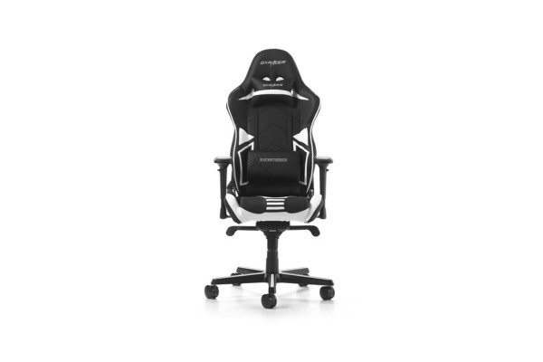 Excellent Dxracer Racing Pro Series Gaming Chair Black White Pdpeps Interior Chair Design Pdpepsorg