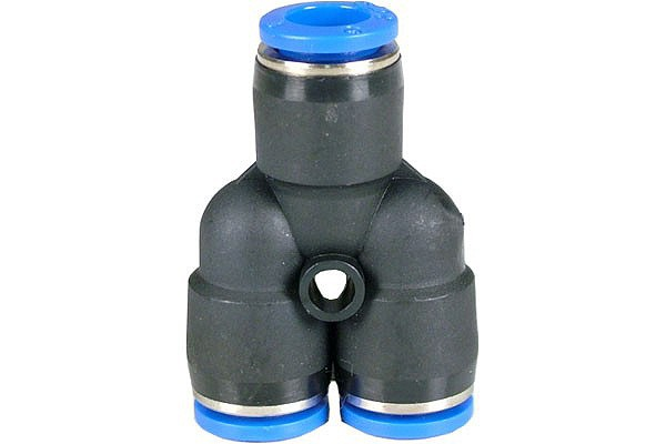 8mm Y plug fitting Plug & Cool - bl