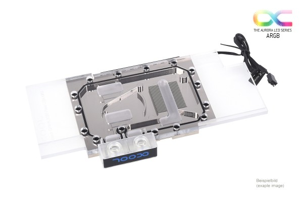 Alphacool Eisblock GPX-N Plexi Light Nvidia Geforce RTX 2080 M05