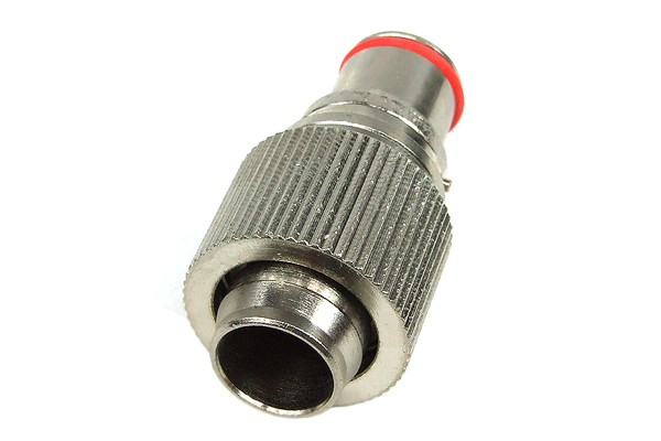 "Quick release connector 16/13mm (1/2"") plug"