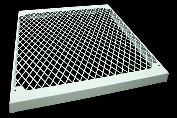 Watercool MO-RA3 grill rhombic white