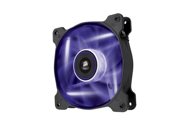 Corsair Air AF140 LED purple Quiet Edition (140x140x25)
