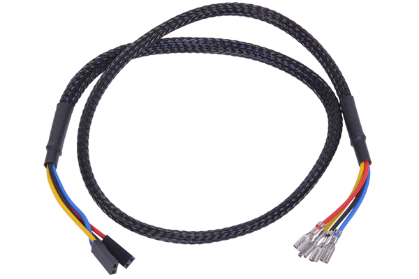 Phobya Button Switch Connection Cable 60cm Black Other