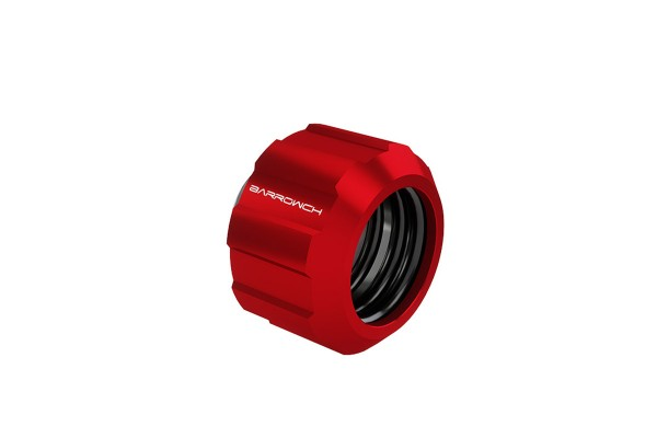 BarrwoCH Helm 14mm Hard Tube Fitting - Red