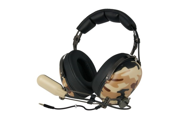 Arctic P533 Millitary Gaming Headset