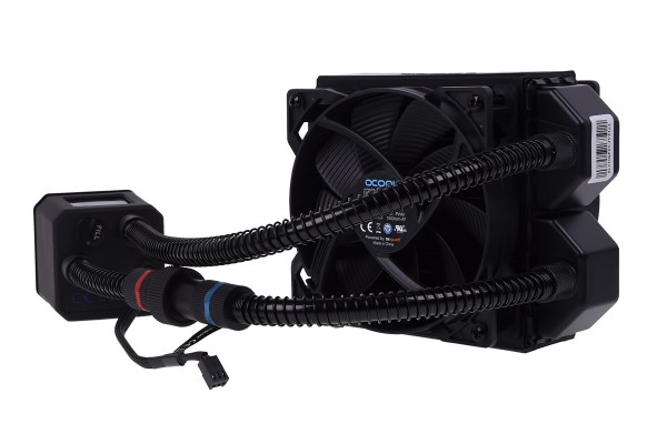 Alphacool Eisbaer 120 mm AiO water cooler | All-in-One CPU