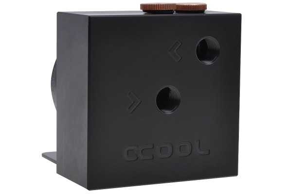 Alphacool VPP655 - PWM - G1/4 inner thread incl. Top