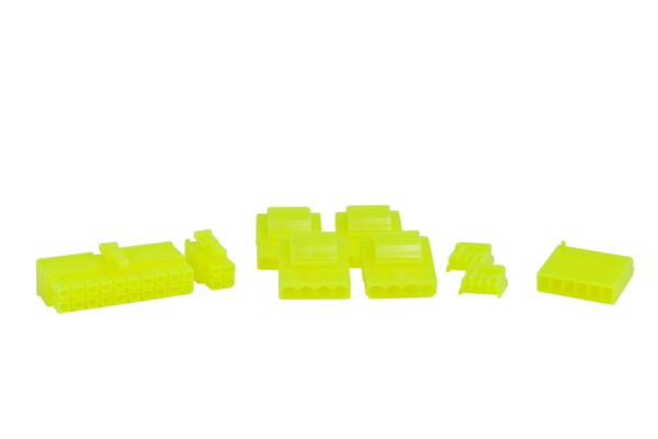 Boogie Bug Connector Kit UV Yellow
