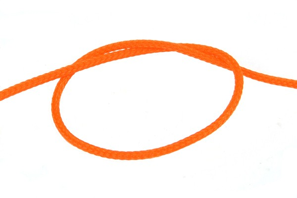 "Phobya Flex Sleeve 3mm (1/8"") UV orange 1m"