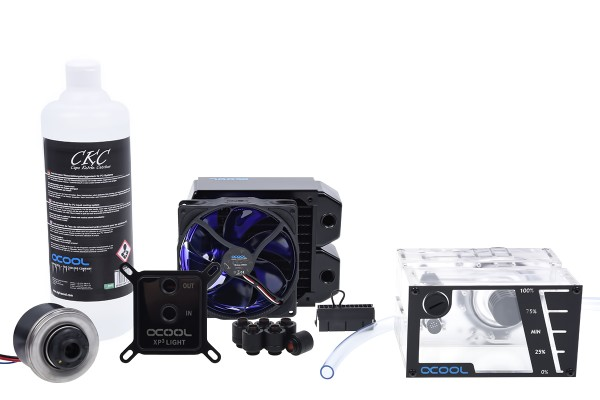 Alphacool NexXxoS Cool Answer 120 D5/UT - kit