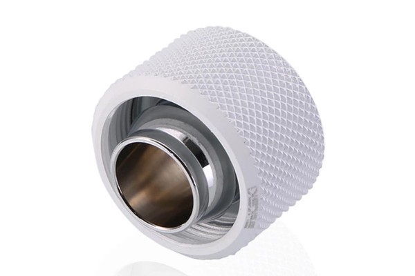 Bykski B-FT4-TK-V2-WH 16/10mm compression fitting - White