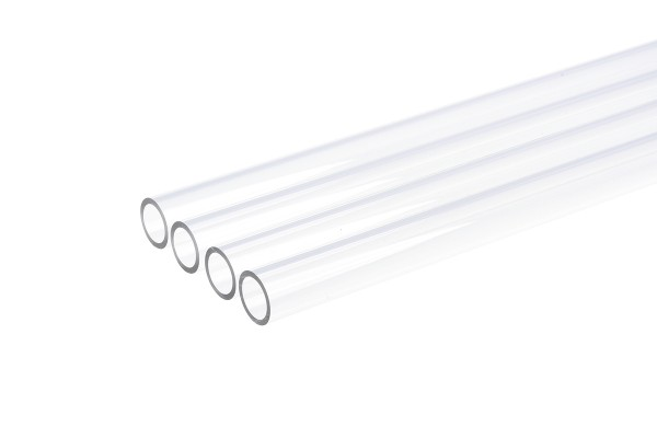 Alphacool HardTube 16/13mm plexi clear 80cm - 4pcs