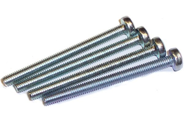 screws M3 x 35mm head (4 pieces)