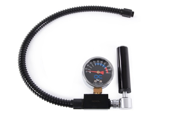 Leak Testing Tool incl. Pump