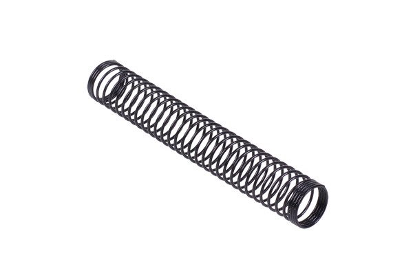 Anti-kinking spring individual 13mm (100mm length) - matte black