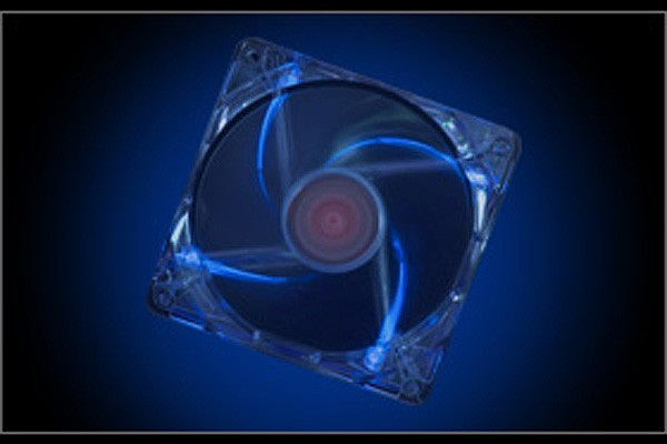 Xilence Pro Fan - blue light ( 120x120x25mm )