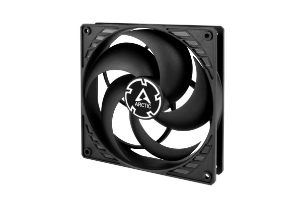 Arctic P14 PWM PST case fan (140x140x25mm) - black - 5er Pack