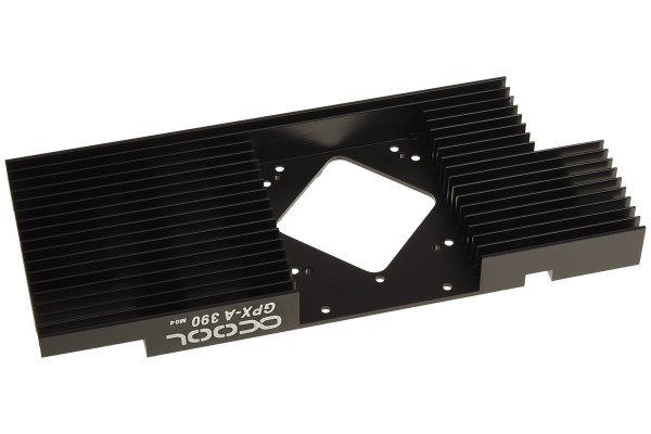 Alphacool Upgrade-Kit for NexXxoS GPX - AMD R9 390 M04 - black (without GPX Solo)