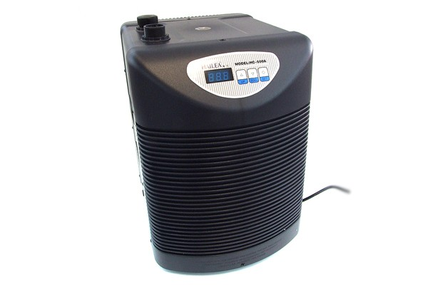 waterchiller Hailea Ultra Titan 1500 (HC500=790Watt cooling capacity)
